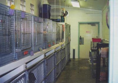 Humane Society crates